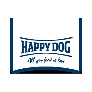 Logo Interquell GmbH Happy Dog